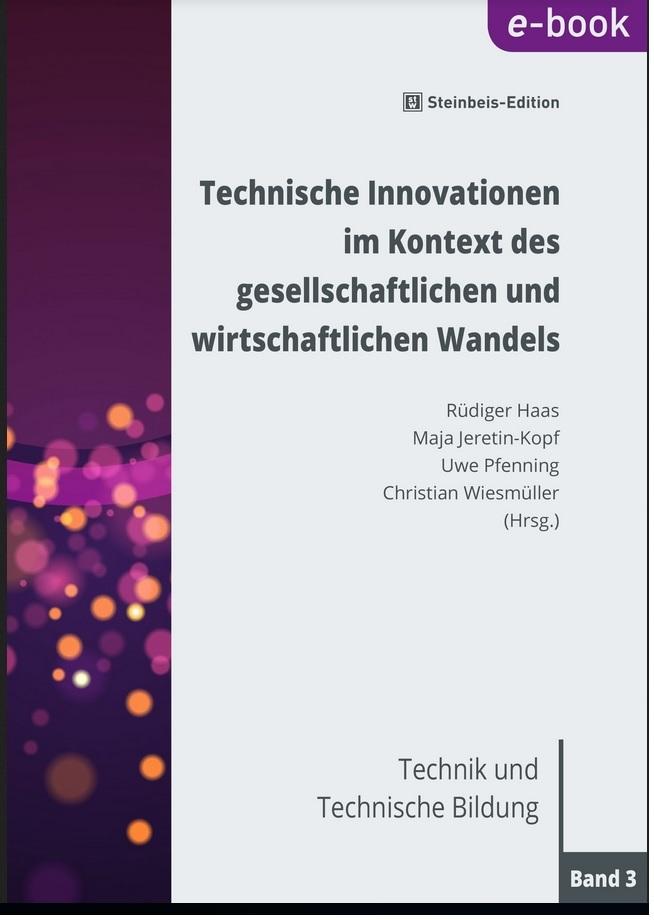 Band 3 – technik+technische Bildung